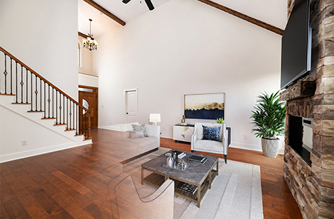 Knoxville TN Virtual Staging