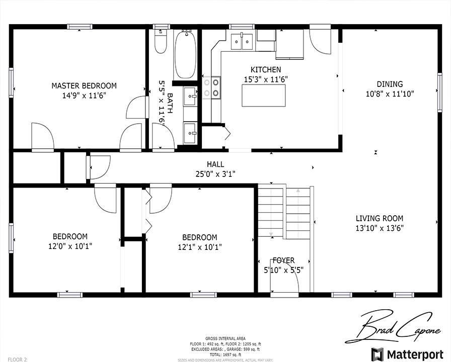 Schematic Floor Plan