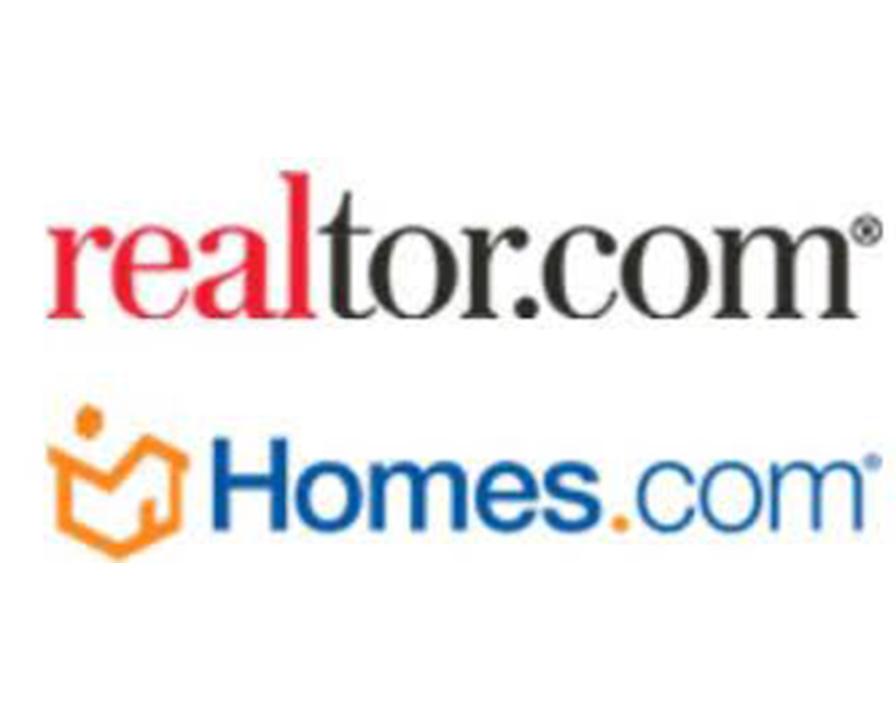 Realtor.com and Homes.com