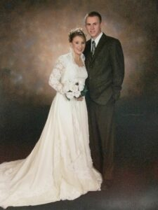 Wedding Photo 2005