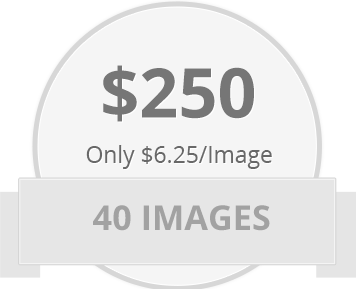 40 images for only $250